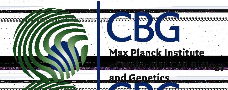 Logo of MPI-CBG Dresden