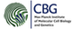 Logo of TUD Computer Science,MPI CBG