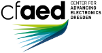 Logo of cfaed