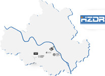 Where to find the Helmholtz-Zentrum Dresden-Rossendorf