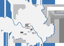 Where to find the IFW -  Leibniz-Institut für Festkörper- und Werkstoffforschung Dresden