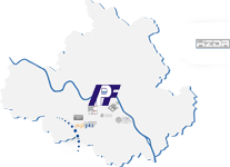 Where to find the IPF - Leibniz Institute of Polymer Research Dresden